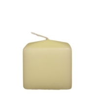 Church Candle - Square - 60 x 60 x 60mm