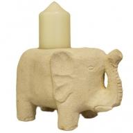 Candlestick Elephant Sandstone S