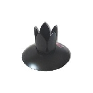 Standard Holder - 50mm - Holds dinner Candles 22mm