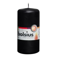 Bolsius Church Candle - Pillar - 120 x 60mm - Black