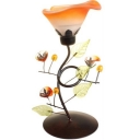 Single Lily Standing Romantic Candle Holder