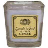 Soyabean Jar Candle - Lavender & Basil