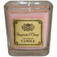 Soyabean Jar Candle - Pomegranate & Orange