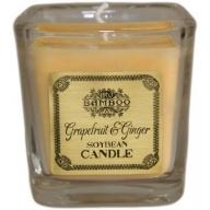 Soyabean Jar Candle - Grapefruit & Ginger