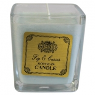 Soyabean Jar Candle - Fig & Cassis