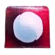Yin & Yang Soap - 115g Slice (ylang&rose)