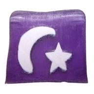 Moon&Stars Soap - 115g Slice (white lavender)