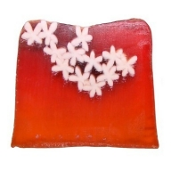 Citrus Blossom Soap - 115g Slice (grapefr.&orange)