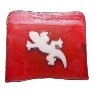 Lazy Lizard Soap - 115g Slice (watermelon)