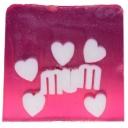 Mum Soap - 115g Slice (rose
