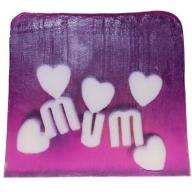 Mum Soap - 115g Slice (lavender)