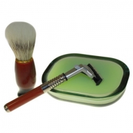 Old School Shaving Kit - Peppermint & Teatree