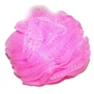 Shocking Pink Scrunchie
