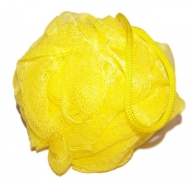 Vivid Yellow Scrunchie