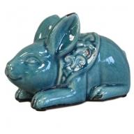 Bunty Bunny - Teal
