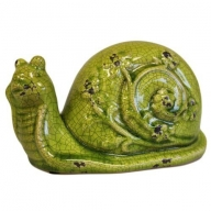 Brian the Snail - Lime
