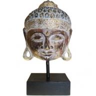 Buddha Head - 28 cm