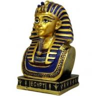 Med Tutankhamun Bust