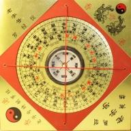 Feng Shui Compass 10.5cm