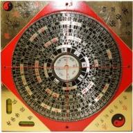 Feng Shui Compass 13cm