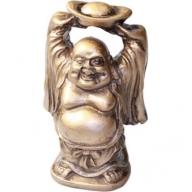 Buddha with Hands Raised