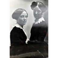 Gothic 3D Picture - The Sinister Sisters Sml