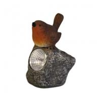 Solar Light - Robin Bird