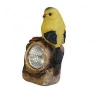 Solar Light - Yellow Bird