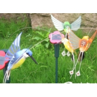 Solar Humming Bird (colours may vary)