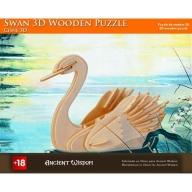 Swan - 3D Wooden Puzzle
