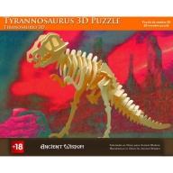 Tyrannosaurus - 3D Wooden Puzzle