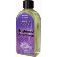 Heighten Awareness 100ml Massage Oil