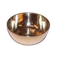Brass Sing Bowl - Medium - Approx 12cm
