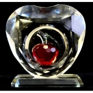 Crystal Apple Red