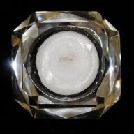 Star Crystal Night Light Holder-Square