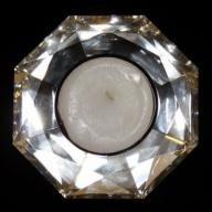 Star Crystal Night Light Holder-Octagon