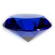Diamond 100 mm - Royal Blue