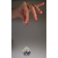 30mm Crystal Sphere - AB