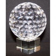 Crystal Golf Ball - 60mm