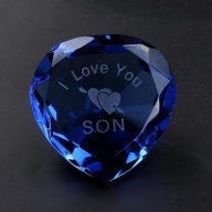 I Love You Son & Heart Blue