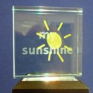 Message Block - My Sunshine