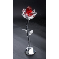 Red Rose - Height 140mm