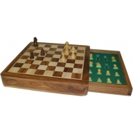 Square Chess Set - Magnetic