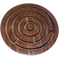 Round Maze Puzzle - 15 cm