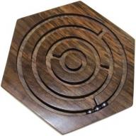 Octagonal Maze Puzzle - 13 cm