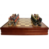 1x Themed Chess Set - Robin Hood - 35 cm