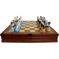 1x Themed Chess Set - Seafaring Set - 35 cm