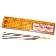 Goloka Nagchampa Incense Sticks - 16g pack