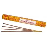 Goloka Nagchampa Incense Sticks - 20g hex pack