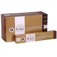 Golden Nag - CHANDAN 15g pack